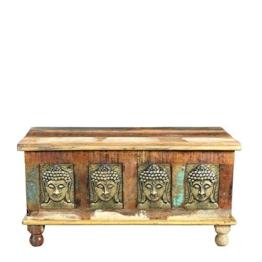 Wohnzimmer Couchtisch in Bunt Buddha Design Pharao24 -